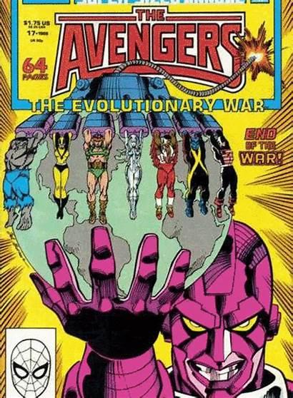 Marvel Champions Legacy Covers Retro Comics Industry