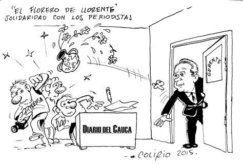 El florero de Llorente la renuncia masiva de periodistas