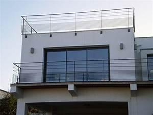 1000 idees sur le theme balustrade balcon sur pinterest With beautiful idee d amenagement de jardin 7 mirosmesnil amenagement dun balcon contemporain