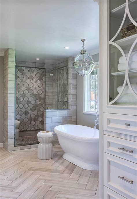 Neubau Badezimmer Ideen by 32 Best Shower Tile Ideas And Designs For 2019
