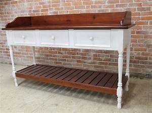 Flowerboard Console Table - ECustomFinishes