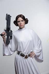 Princess Leia Costume Cosplay