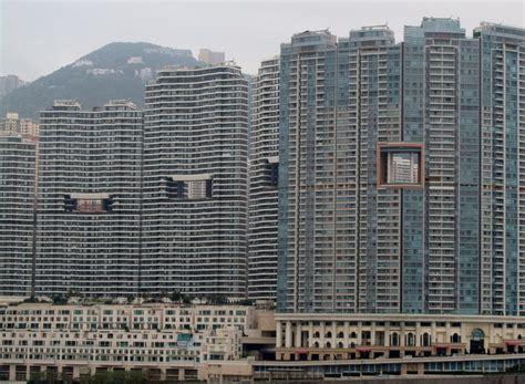 A E Dini Pse Ndërtesat E Larta Në Hong Kong Kanë Një Vrimë