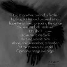 Breaking Benjam... Angel And Evil Quotes