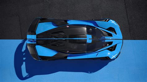 Bugatti simulates it could lap the nurburgring in just over 5 minutes 23 seconds, and the le mans track in just over 3 minutes. Bugatti Bolide: 1,850 HP of pure Adrenaline celebreMagazine
