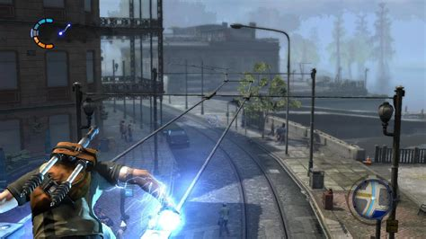 Feature Review Infamous 2 Nag