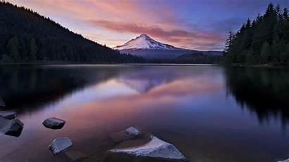 Lake Wallpapers Reflection Peaceful Desktop Nature Landscape