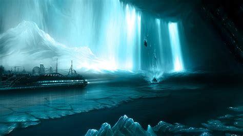 fond decran bateau virtuel wallpaper