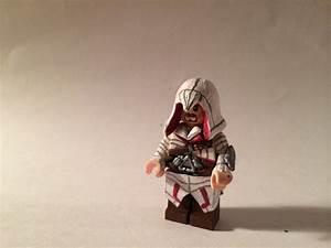 Lego Ezio Auditore da Firenze (Brotherhood) | ~Marco C ...