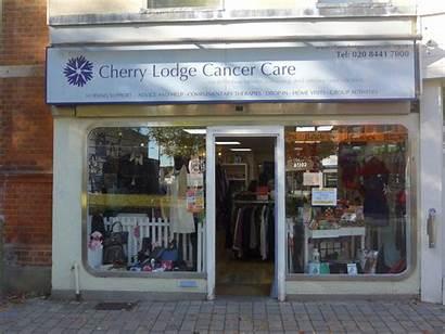 Barnet Cl Shops Cherry Lodge Oct Passage