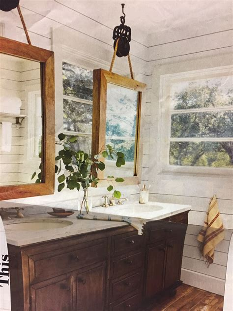 Hang Bathroom Mirror by Hang Mirror In Front Of Window The Mirrors Hanging