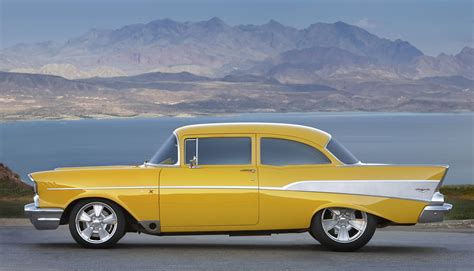 57 Chevy Bel Air Wallpaper by 57 Chevy Bel Air Page 2