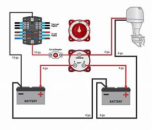 Perko Battery Switch Wiring Diagram For Boat