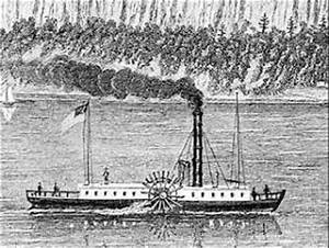Chatper 9 -The Industrial Revolution: Steamboat