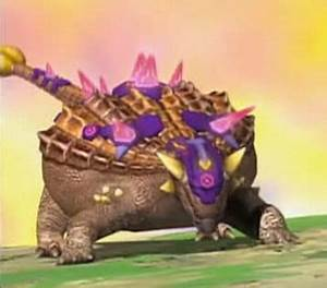 Ankylosaurus/Armor - Dinosaur King