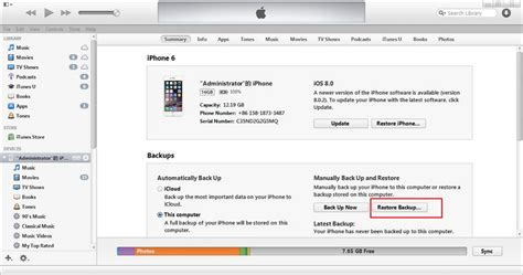 itunes unlock iphone ways to recover data from passcode locked iphone 7 6s 6