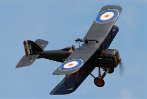 Bristol Fighter Aircraft of WW1 Picture