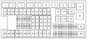 2003 F150 Underhood Fuse Box Diagram