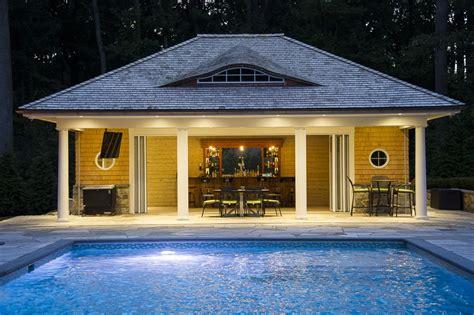 cabana pool house designs cabanas and pool houses neave pools