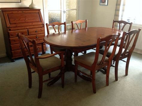 ducal hampshire pine dining room furniture  brundall