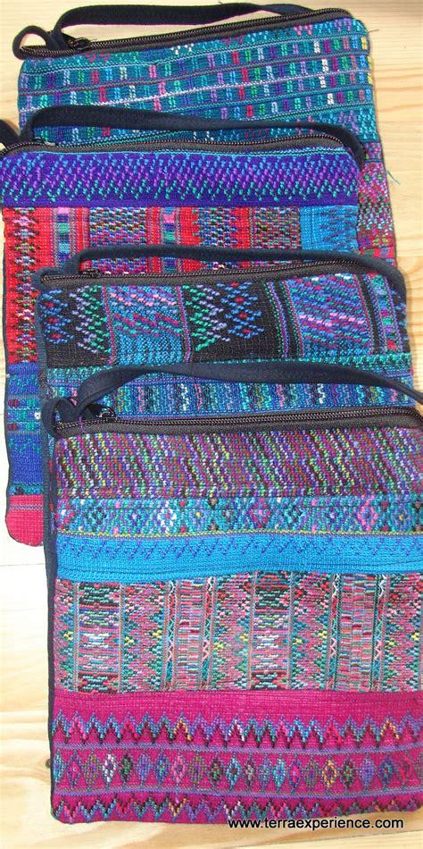 huipil bags  purses  todos santos guatemala terra