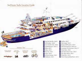 carnival cruise ships deck plans carnival dream itinerary