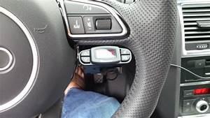 Q7 Brake Controller Install