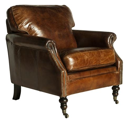 distressed leather chair for 10 ideas about distressed leather on 8744