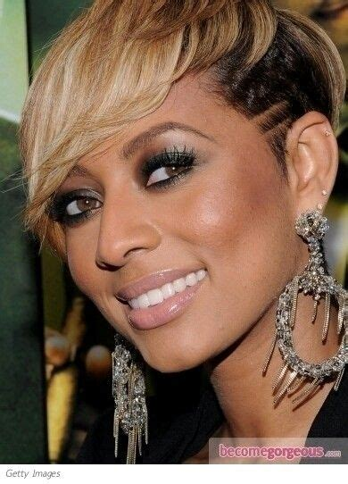 Pin By Thrifty Nikki On Make Up Ideas Keri Hilson Hairstyles Undercut Hairstyles Prom