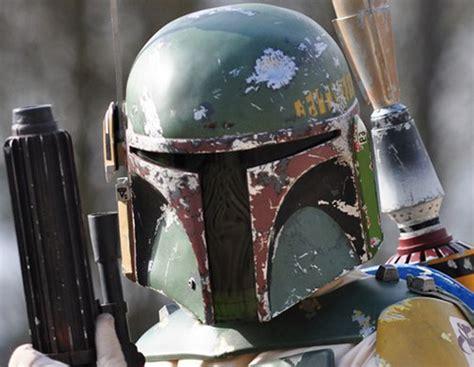 boba fett helmet voici l origine de la bosse sur le casque de boba fett