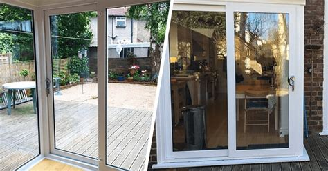 sliding patio doors the window company manchester