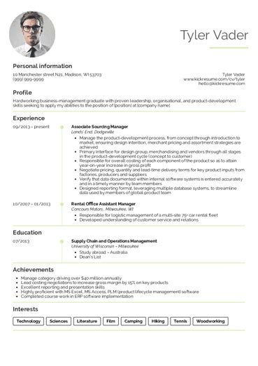 How Can I Do A Resume by Dating Personal Description Exles How To Write