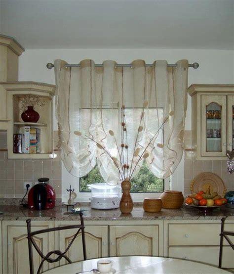 decoration rideau pour cuisine d 233 co cuisine rideau