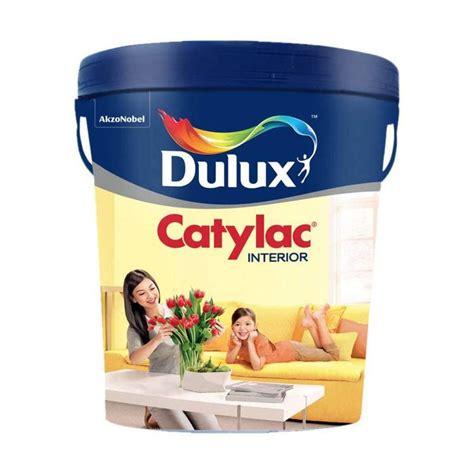 Jual CAT TEMBOK DULUX CATYLAC INTERIOR WARNA 25 KG di