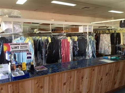 sold dry cleaning business
