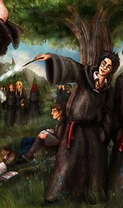 Worst Memory - Severus Snape Fan Art (25235706) - Fanpop