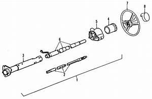 Chevrolet Astro Steering Column