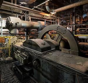 Wci Steel Warren  Steam Compressor