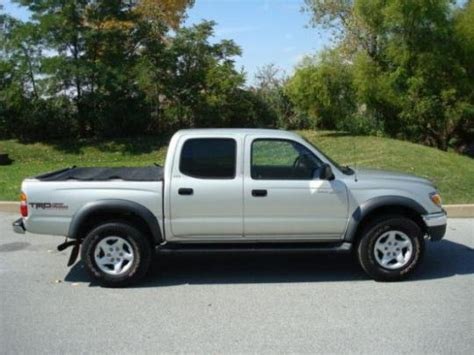 Towing Capacity Of Toyota Tacoma by 2002 Toyota Tacoma Prerunner Towing Capacity