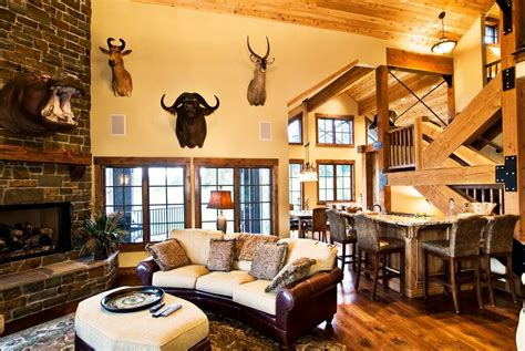 rustic living room wall decor 50 beautiful living rooms with ottoman coffee tables