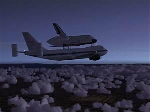 FS2004   Shuttle On A Boeing 747 (3365) - SurClaro Flight ...