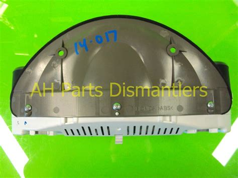 buy car manuals 1997 acura rl instrument cluster buy 75 2005 acura rl gauge speedometer instrument guage cluster 71728 1 replacement