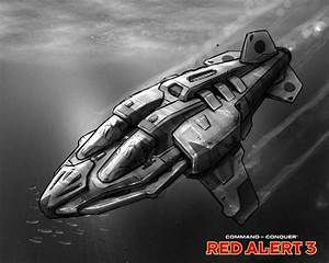 Command & Conquer: Red Alert 3 Concept Art