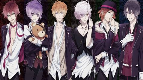 add anime diabolik lovers 2 descarga diabolik lovers 1 y 2 temporada mega youtube