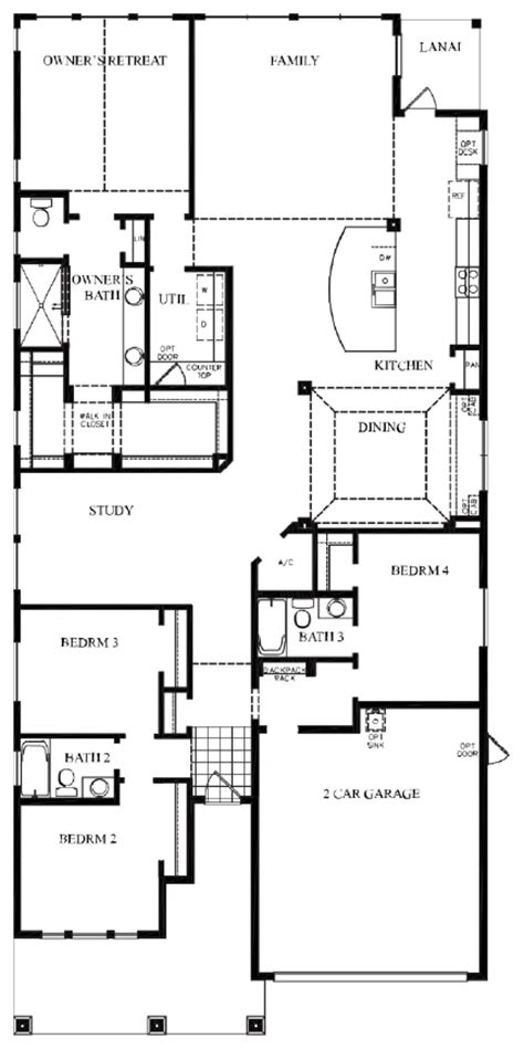 david weekley floor plans 2017 single story living from david weekley homes