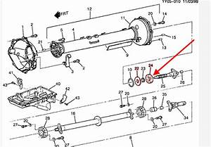 Torque Tube Rebuild Parts  And Disassembly    Reassembly
