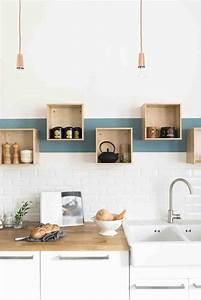 10 credences deco pour la cuisine cocon de decoration With deco cuisine pour meuble bibliothèque