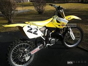 2003 Suzuki Rm 125