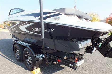 Monterey Boats Apple Valley by 2019 Monterey M22 Monterey S Newest Deck Boat Hiline