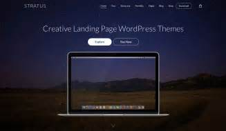 20 best landing page themes for apps products and services 2017 colorlib